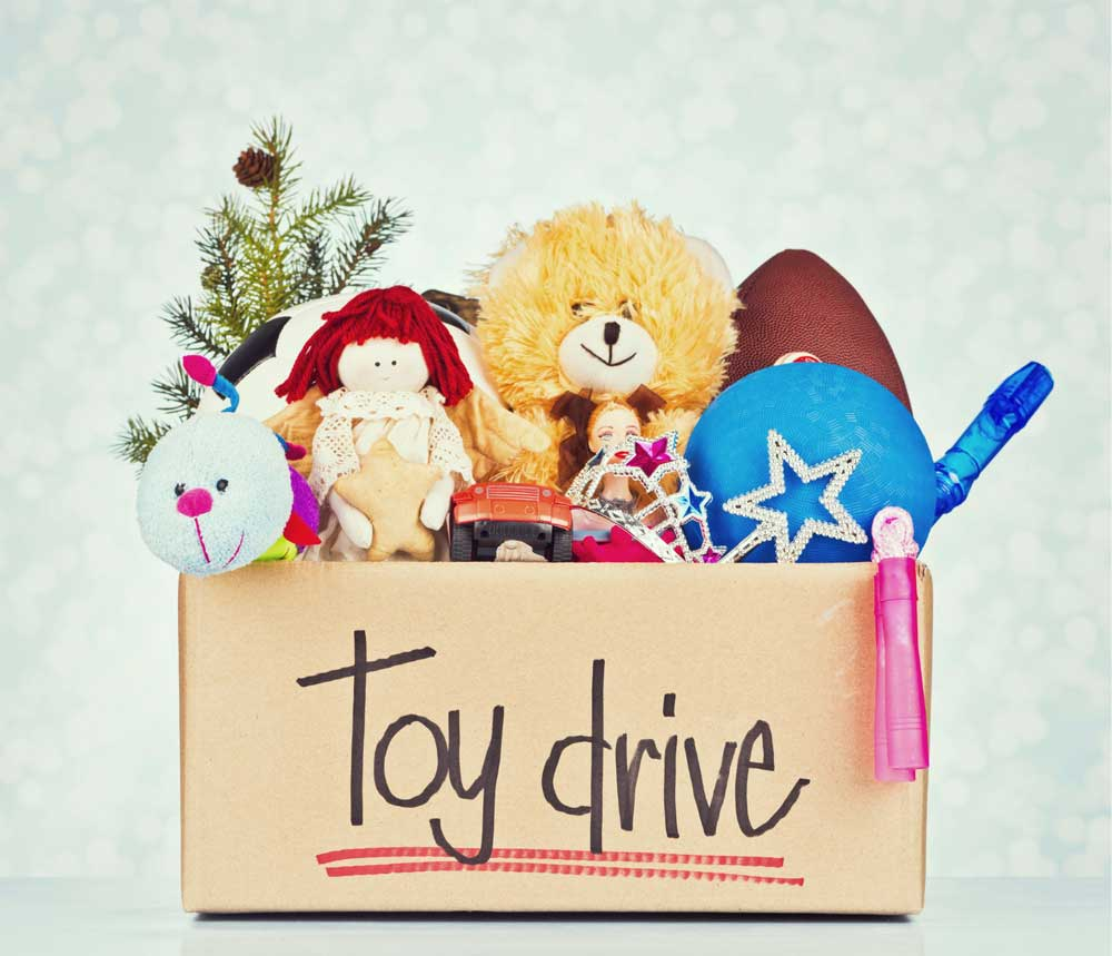 Holiday Gift Drive 2020
